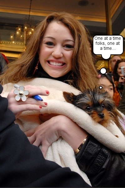 Miley Cyrus Archives Page 4 Of 4 Celebrity Dog Watcher