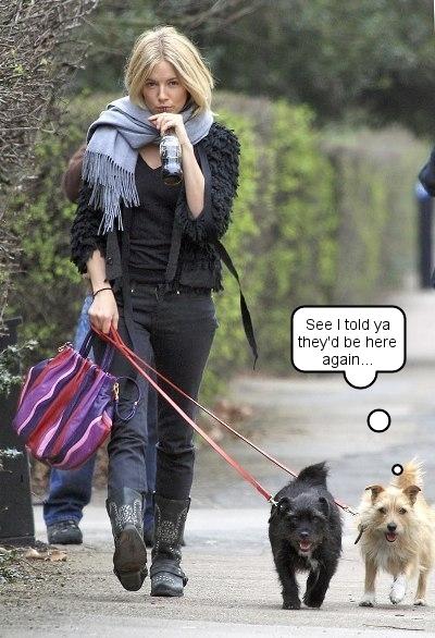 Sienna Miller & Porgy & Bess