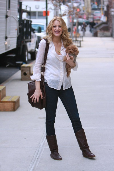 blake lively penny. in -Sightings,Blake Lively