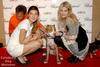 Lake Bell and May Anderson