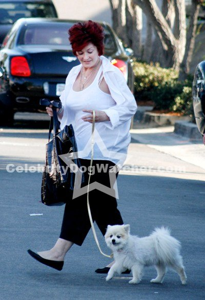Sharon Osbourne & Minnie